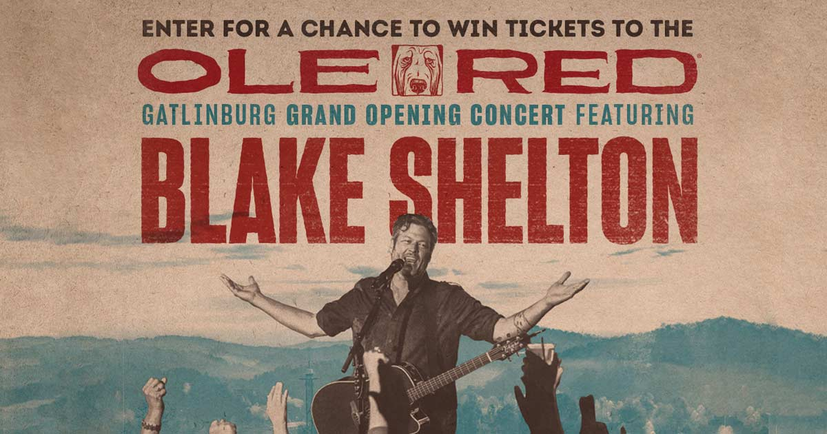 Grand Opening Tickets Sweepstakes