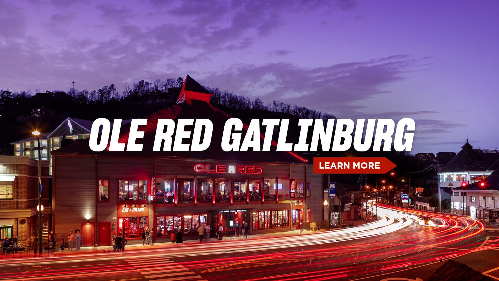 Ole Red Gatlinburg