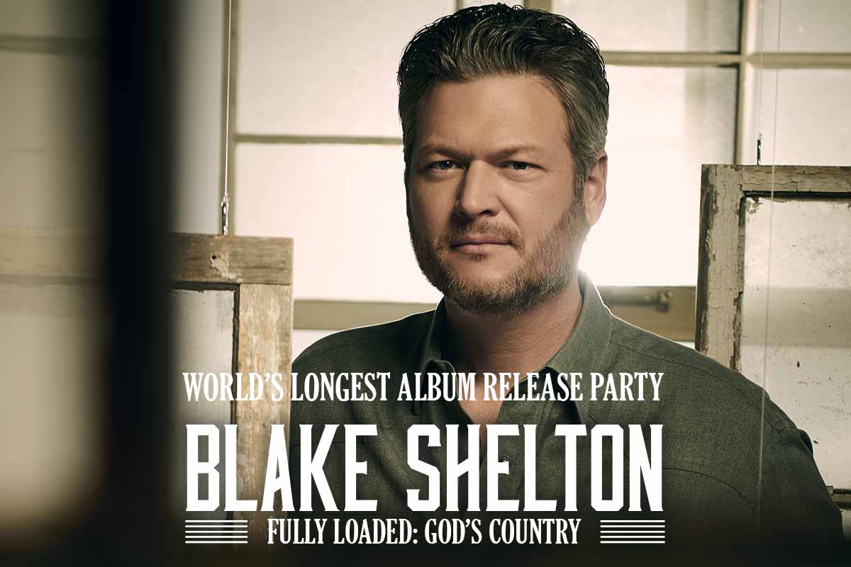 BlakeShelton GodsCountry