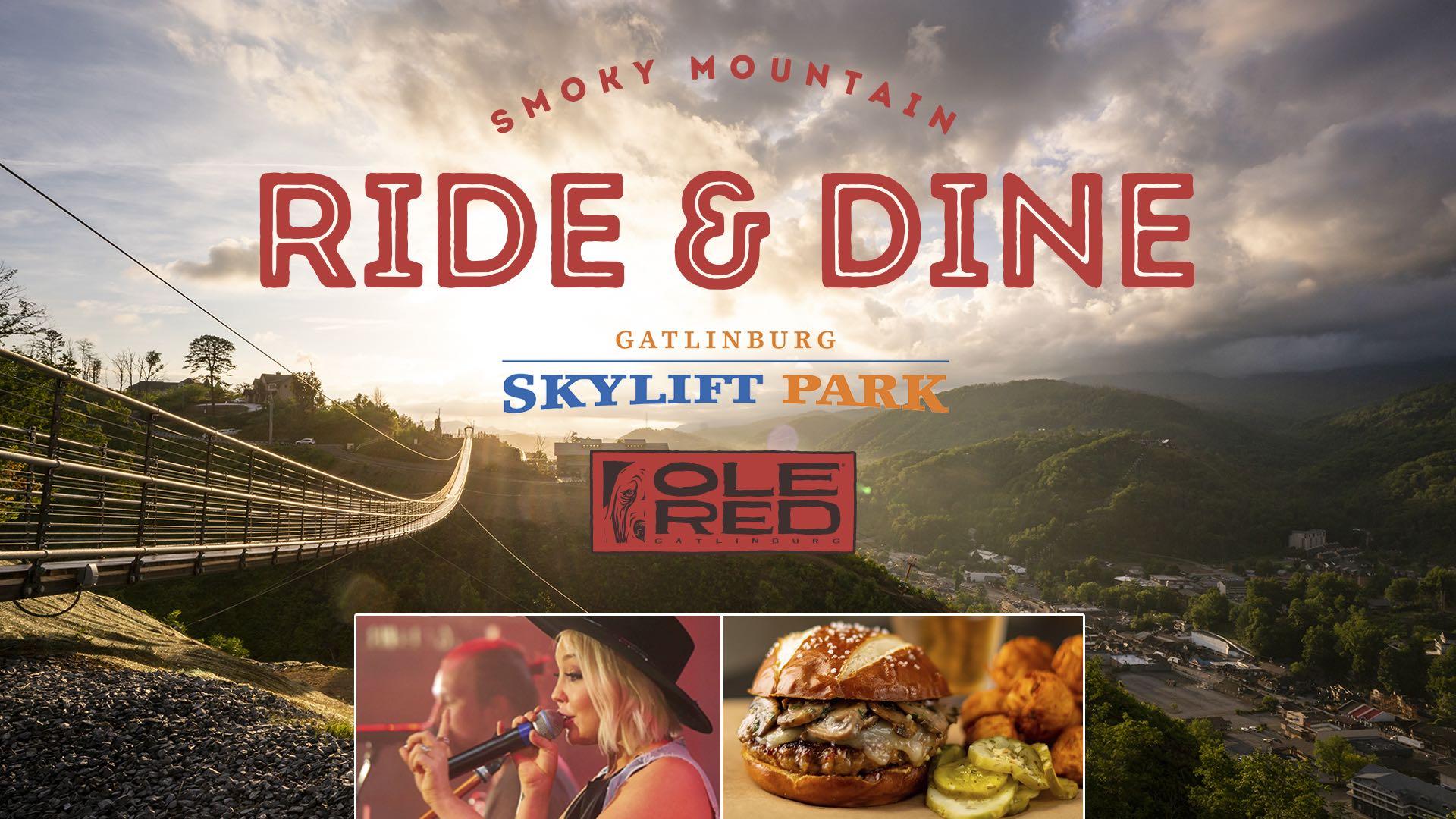 Smoky Mountain Ride & Dine