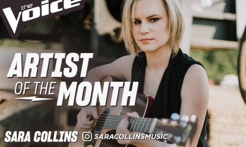 Sara Collins – March 2020 Artist of the Month