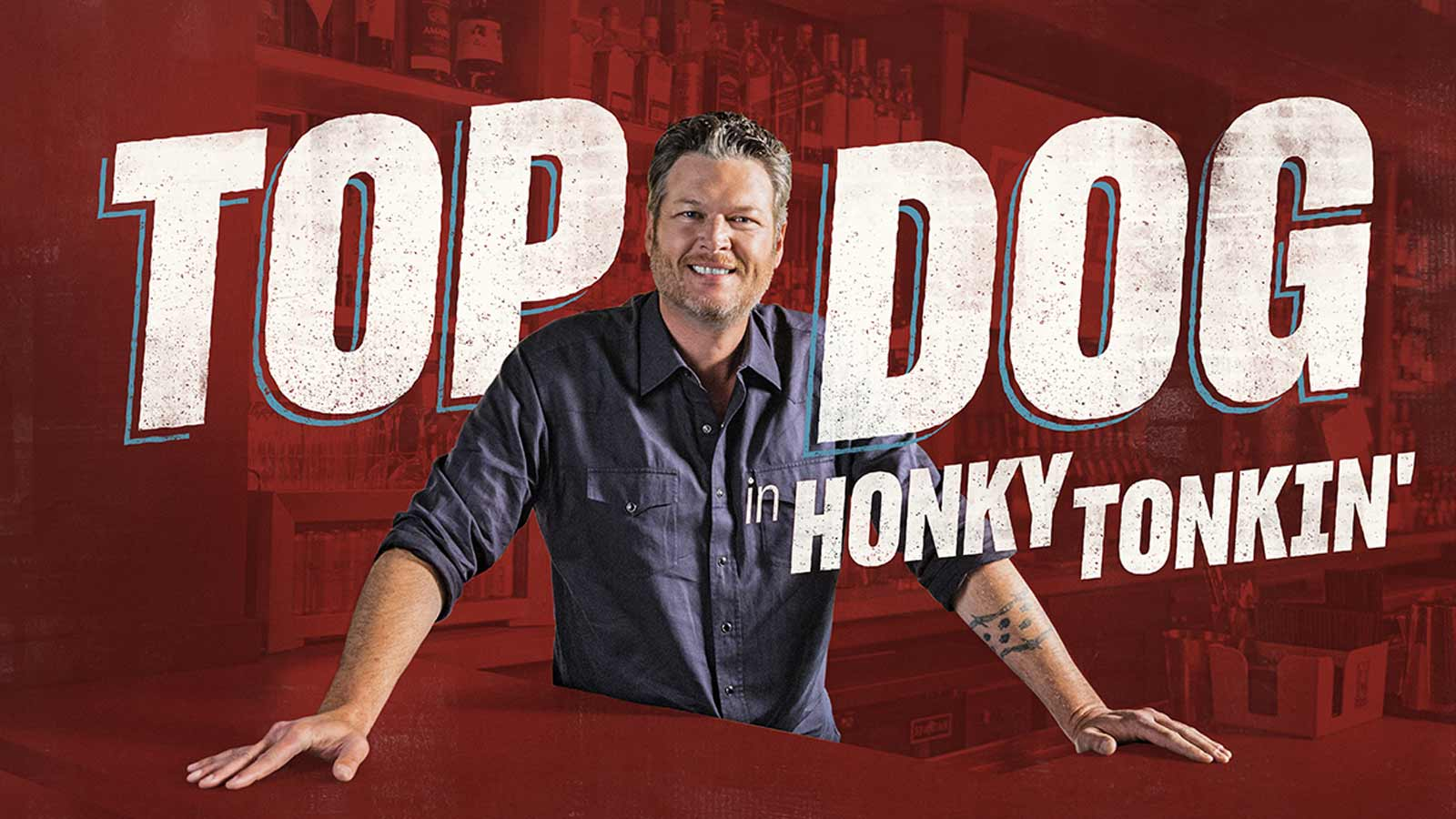Top Dog in Honky Tonkin'!