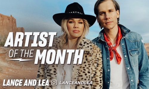 Lance and Lea – February 2020 Artist of the Month