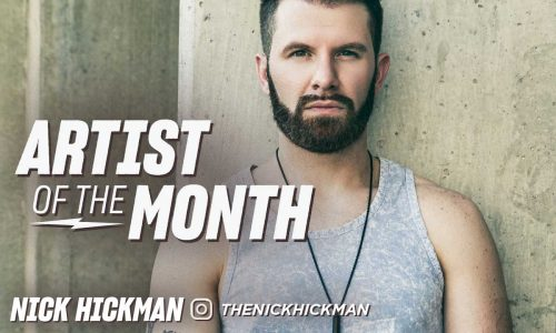 Nick Hickman – January 2020 Artist of the Month