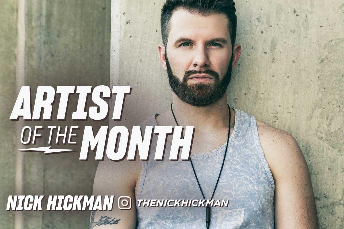 Nick Hickman ORN