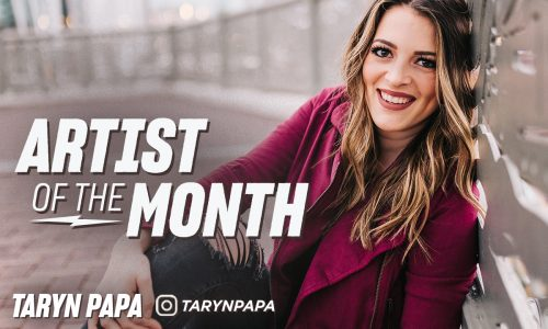 Taryn Papa – March 2020 Artist of the Month