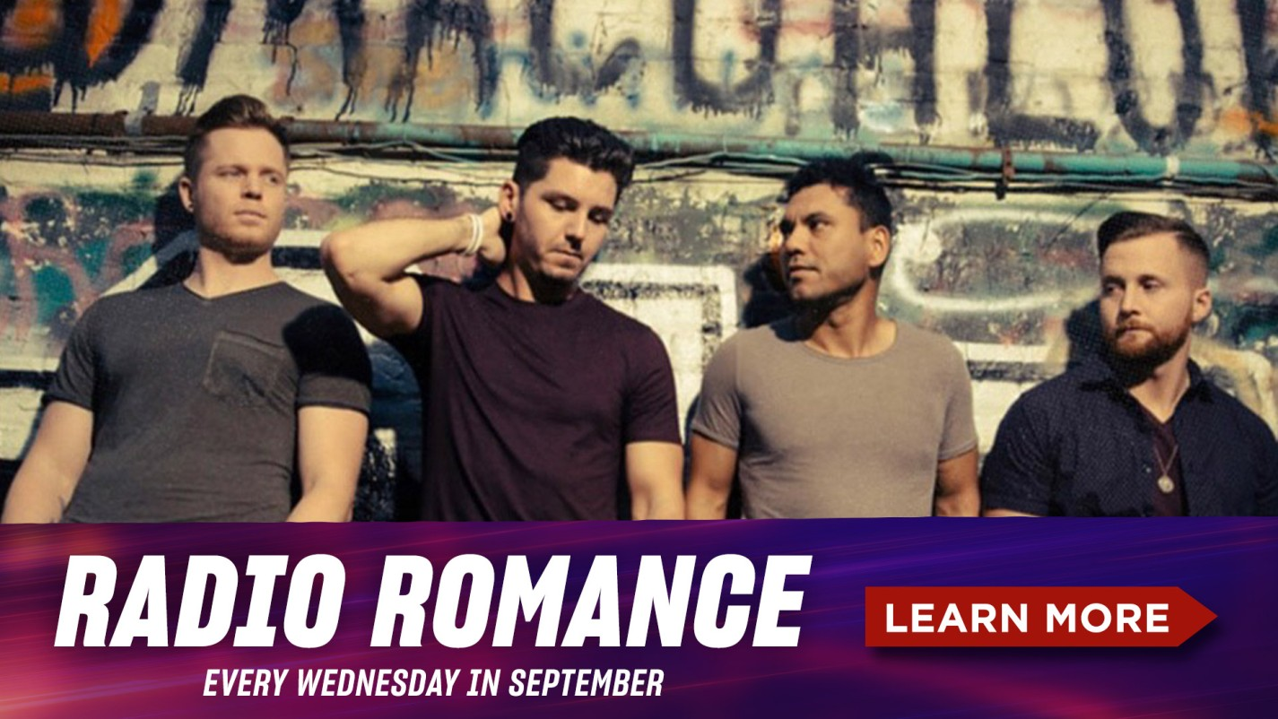 Radio Romance - Every Wednesday in September - Learn More