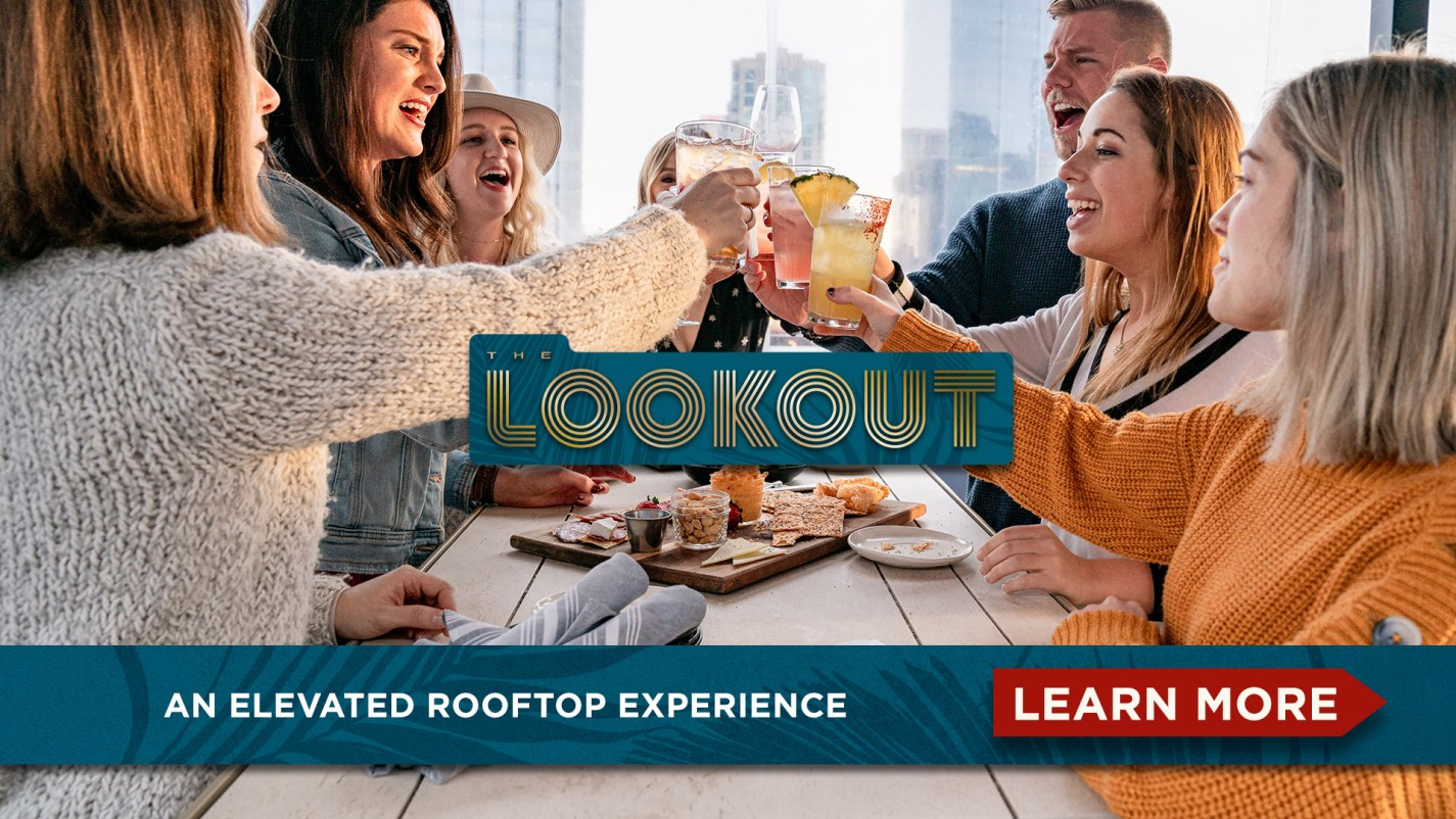 The Lookout- An Elevated Rooftop Experience- Learn More