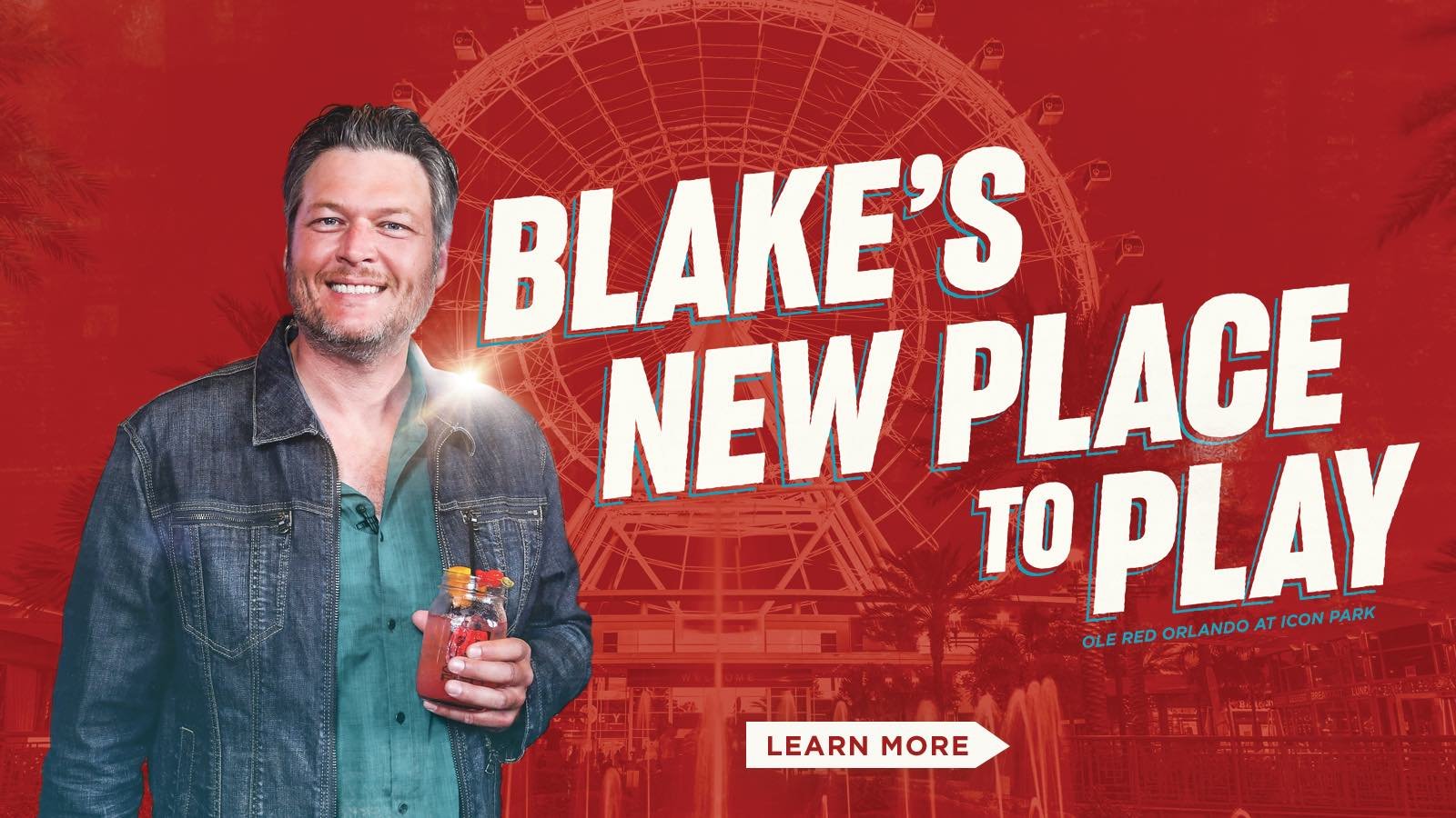 Blake's New Place To Play - Click To Learn More