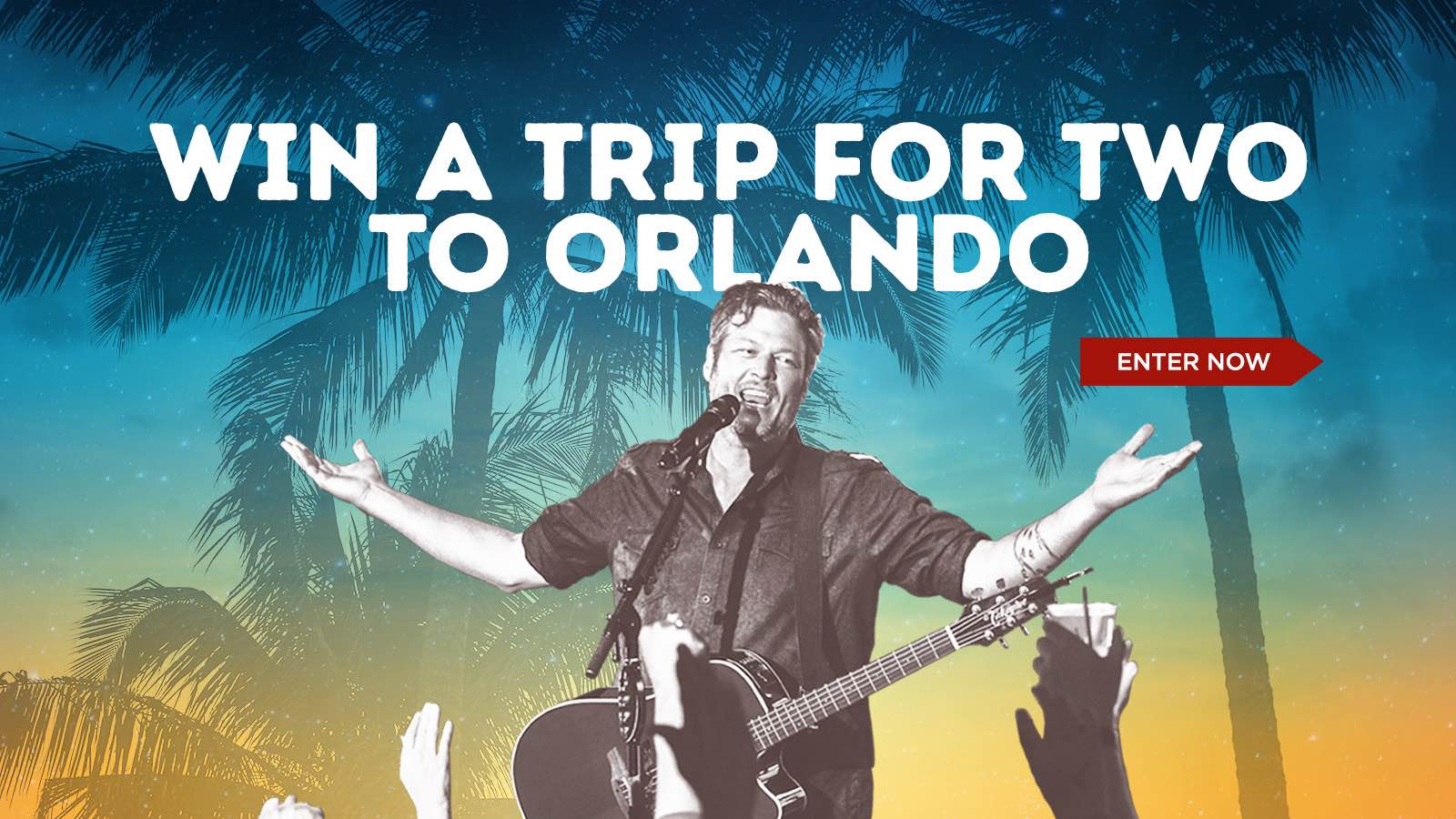 Win a Trip for Two to Orlando - Enter Now