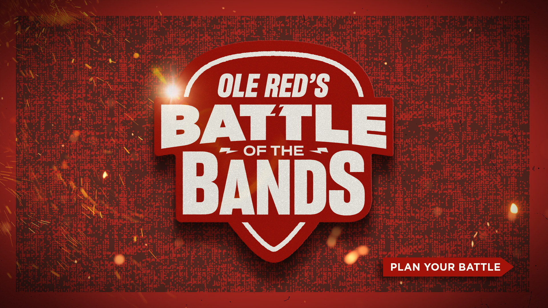 Ole Red Battle of the Bands – Click to learn more!