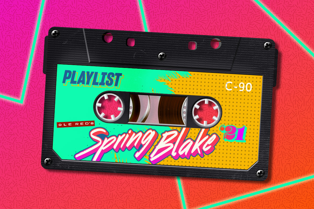Spring Blake Playlist