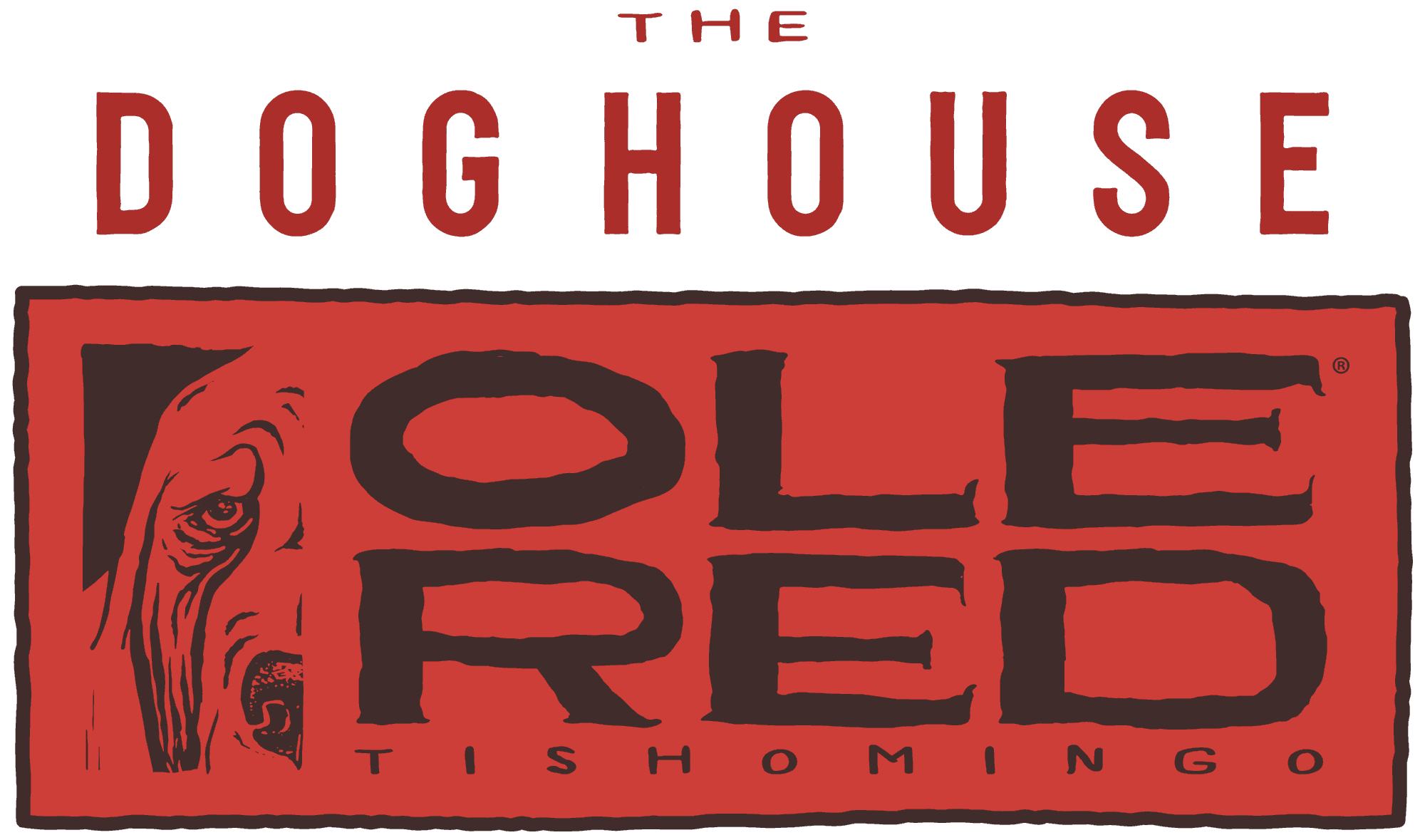 The Doghouse at Ole Red Tishomingo - logo