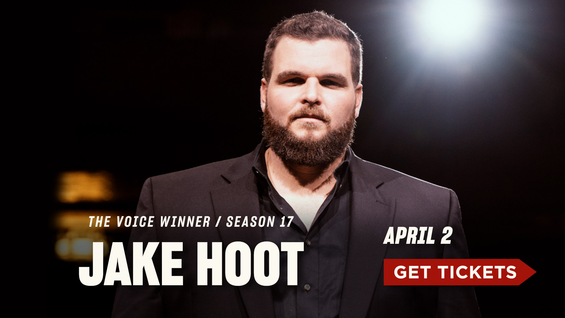 Jake Hoot, April 2- Get Tickets