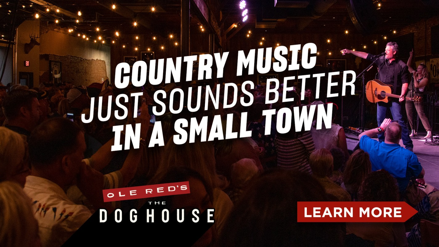 Ole Red's The Doghouse- Learn More