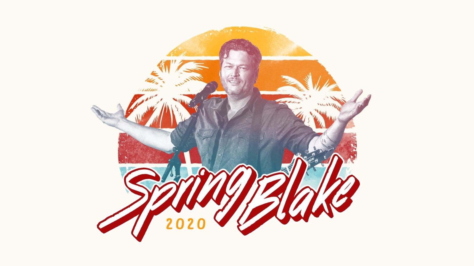 Spring Blake 2020