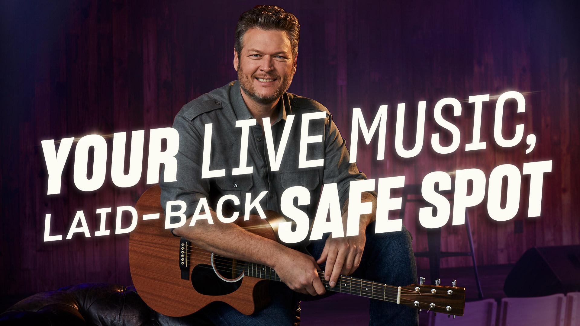 Live Music Safespot