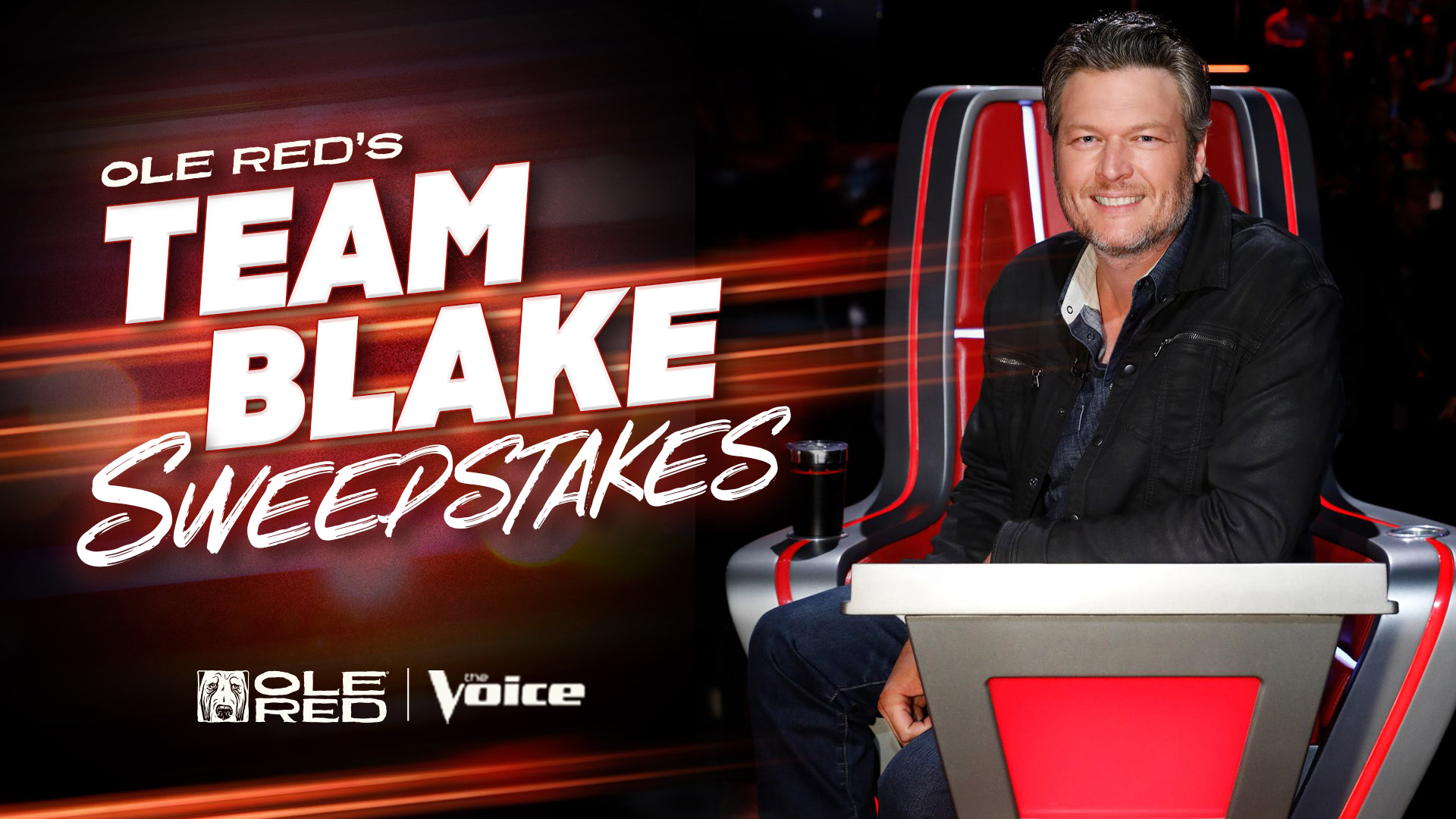 Team Blake Sweepstakes