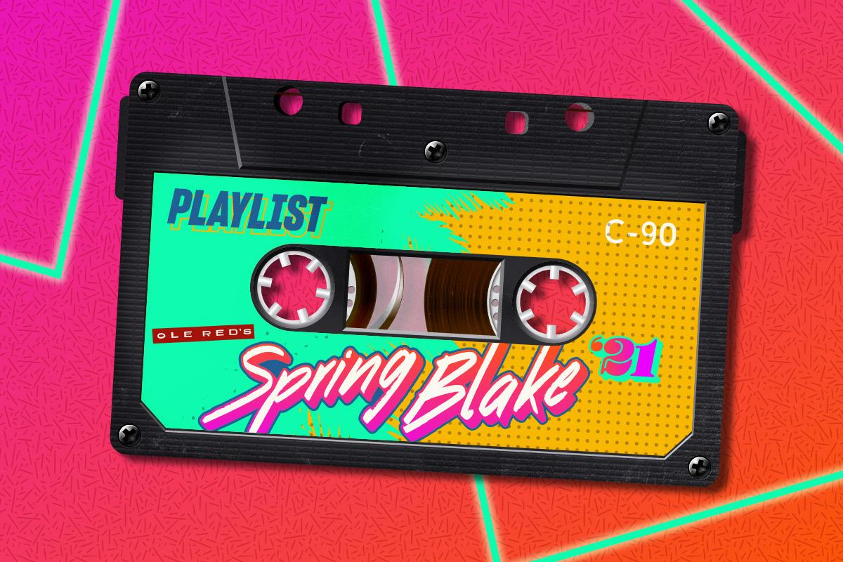 Spring Blake Playlist 2021