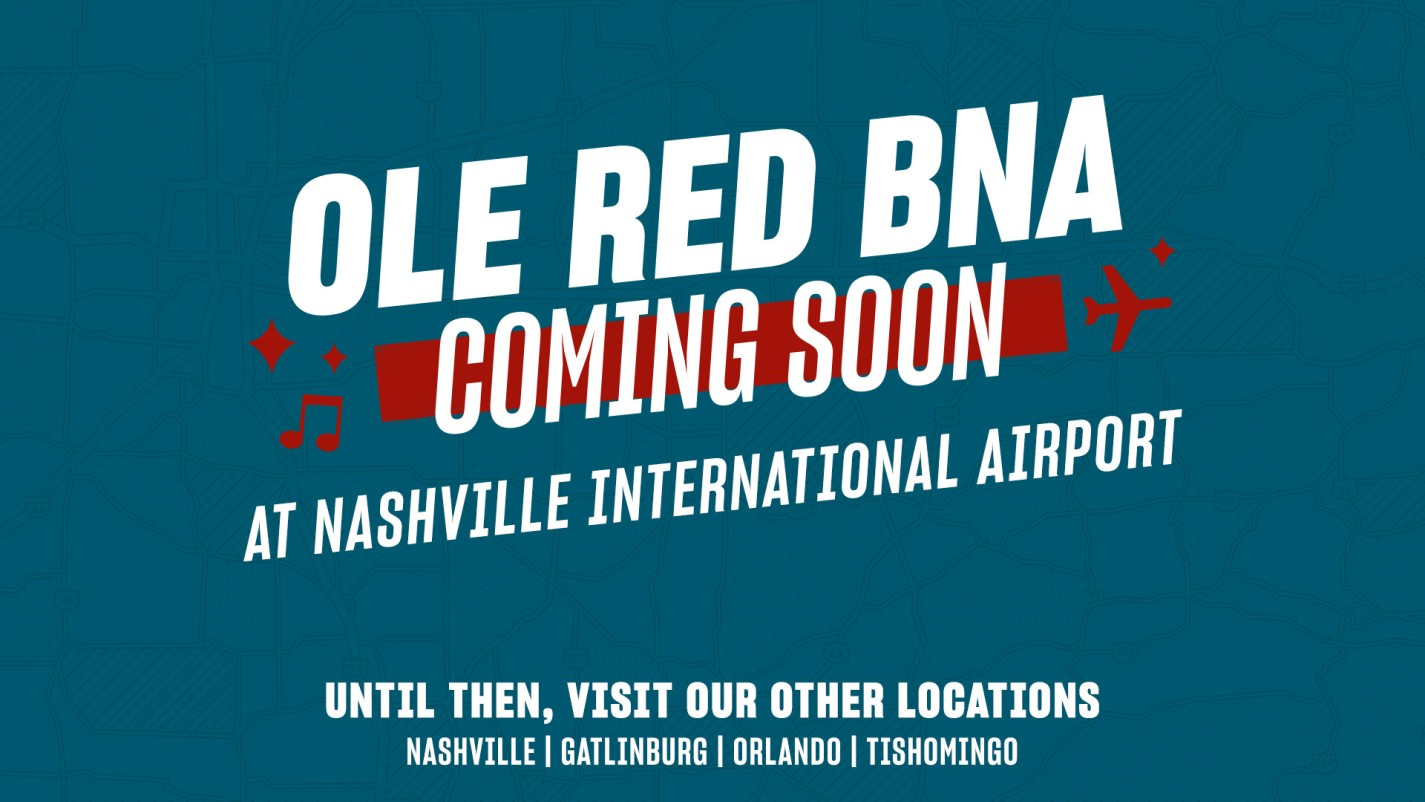Ole Red BNA